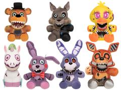 Five Nights at Freddy's: The Twisted Ones Plushies Box of 9