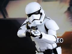 Star Wars: The Force Awakens MMS317 First Order Stormtrooper 1/6th Scale Collectible Figure + $100 BBTS Store Credit Bonus