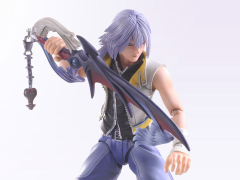 Kingdom Hearts Play Arts Kai Riku