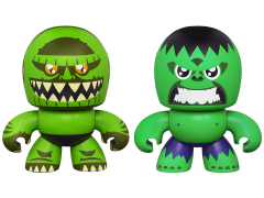 The Avengers Mini Mighty Muggs Collector 2-Packs Series 01 Hulk Vs. Abomination