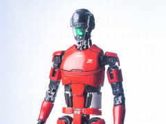 Pinyike Realistic Robot Series All Purpose Humanoid (Test Type)