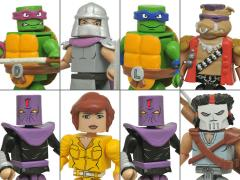 TMNT Minimates Series 1 Classic Set of 4 Two Packs