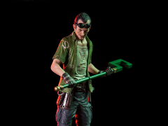 Batman: Arkham Knight The Riddler 1/10 Art Scale Statue