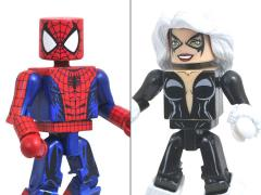 Marvel Minimates Spider-Man & Black Cat Two-Pack