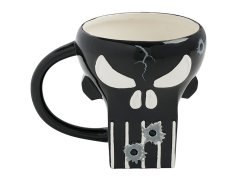 Marvel Punisher Sculpted Ceramic Mug