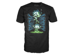 Pop! Tees: Rick and Morty - Portal