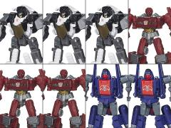 Transformers Combiner Wars Legends Wave 3 - Case of 8