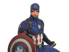 Avengers: Endgame Marvel Premier Collection Captain America Limited Edition Statue