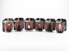 Star Wars: The Force Awakens Mini Blister Collection Phase 3 Bag of 10 Capsule Figures