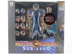 Mortal Kombat VS Series Sub-Zero (Special Edition) 1/12 Scale Figure