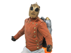 The Rocketeer Premier Limited Edition Statue