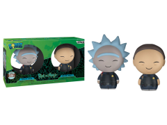 Dorbz: Rick and Morty Specialty Series - Police Rick & Police Morty Two Pack
