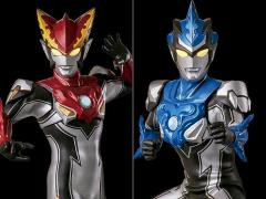 Ultraman Ultimate Luminous Premium Ultraman R/B Exclusive Figure Set