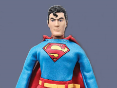 "DC World's Greatest Heroes Superman (With Green Kryptonite Chain) 8"" Retro Figure"