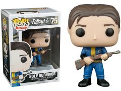 Pop! Games: Fallout 4 - Sole Survivor