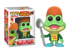 Pop! Ad Icons: Honey Smacks - Dig 'Em Frog