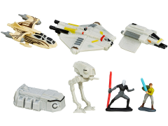 Star Wars Micro Machines Rebellion Rising (Rebels) Deluxe Vehicle Pack