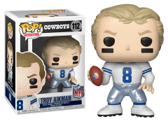 Pop! NFL Legends: Cowboys - Troy Aikman (Home)