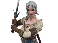"The Witcher III: Wild Hunt Ciri 8"" Figure"