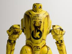 Evenfall T.O.T.E.M. Thug Pugillo K Striker (Yellow) 1/6 Scale Figure