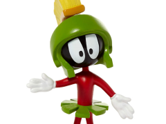 Looney Tunes Marvin the Martian Bendable Figure
