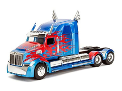 Transformers: The Last Knight Hollywood Rides Optimus Prime 1/24 Scale Vehicle