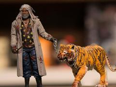 The Walking Dead Ezekiel & Shiva (Bloody) Two-Pack NYCC 2017 Exclusive