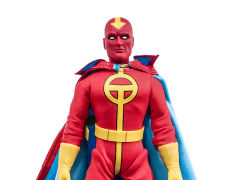 "DC World's Greatest Heroes Super Powers Red Tornado 8"" Retro Figure"
