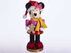 Disney Minnie Mouse & Gingerbread Nutcracker