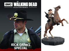 The Walking Dead Figure Special - #1 Rick Grimes