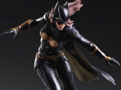 Arkham Knight Play Arts Kai Batgirl