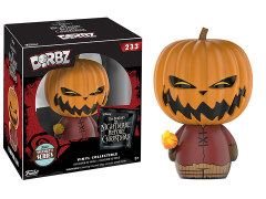Dorbz: Nightmare Before Christmas Specialty Series Pumpkin King