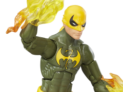 Doctor Strange Marvel Legends Iron Fist (Dormammu BAF)