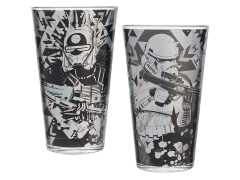 Solo: A Star Wars Story Pint Glass Set of 2