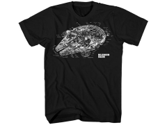 Star Wars Millennium Revealed T-Shirt