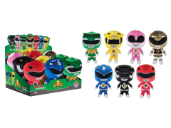 Hero Plushies: Mighty Morphin Power Rangers - Box of 9