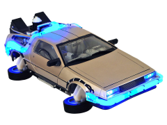 Back to the Future II 1:15 Scale Hover Conversion Time Machine