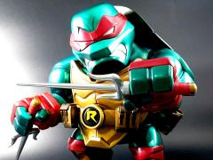 TMNT Bulkyz Raphael (Metallic) Limited Edition Figure
