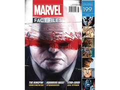Marvel Fact Files #199