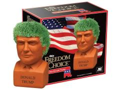Freedom of Choice Donald Trump Chia Pet