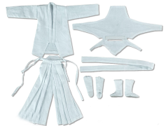 Kunoichi (White) 1/6 Scale Accessory Set