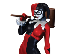 DC Comics Icons Harley Quinn 1/6 Scale Statue