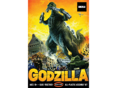 Godzilla 1/144 Scale Model Kit