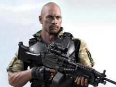 G.I. Joe: Retaliation MMS199 Roadblock 1/6th Scale Collectible Figure + $100 BBTS Store Credit Bonus