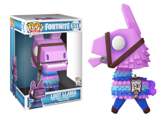 "Pop! Games: Fortnite - 10"" Super Sized Loot Llama"