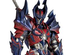 Monster Hunter Vulcanlog 019 MonHun Revo Hunter Male Swordsman (Dino Series)