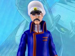 Robotech Captain Gloval Poseable Action Figure