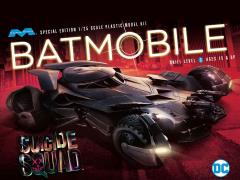 Suicide Squad 1:25 Scale Batmobile Model Kit