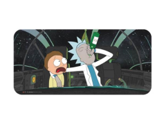Rick and Morty Space Cruiser Sunshade