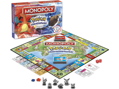 Pokemon Monopoly - Kanto Edition